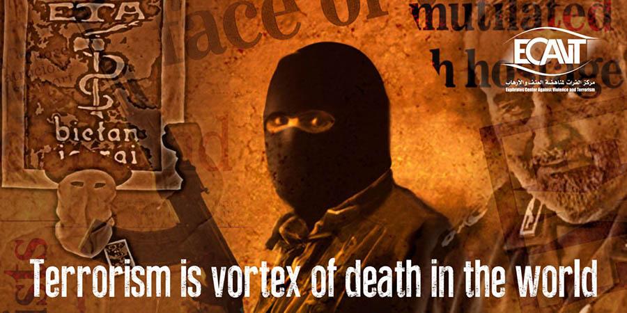 The Terrorism is vortex of death in the world